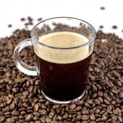 Coffe Mix Glass Robusta